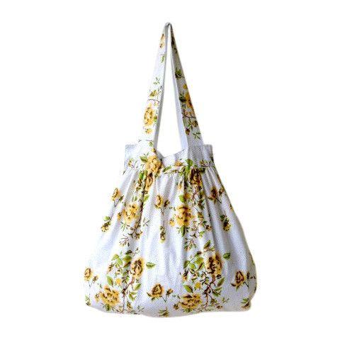 Yellow rose big bag $62