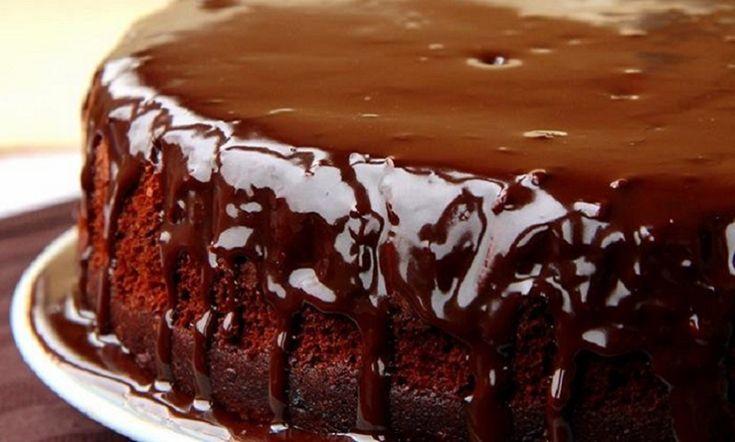 Főtt csokoládétorta, liszt nélkül! Csábító csokis varázs!