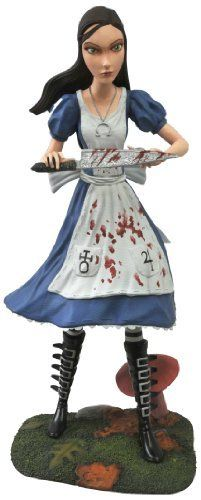 Diamond Select Toys Femme Fatales: Alice Madness Returns PVC Statue by Diamond Select Toys. $38.47. Save 14%!