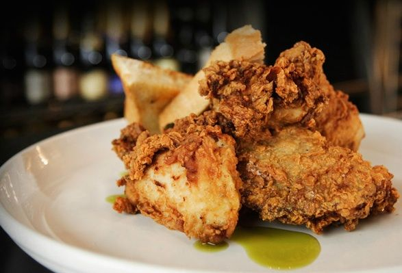 Extra! Extra! Read all about this award winning recipe from Max's Wine Dive. Their famous fried chicken gets me fired up – the skin is especially tasty! This recipe is HUGE, and we're glad to have …