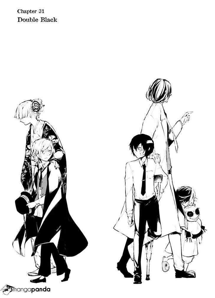 Bungou Stray Dogs Chapter 31 Page 2 Manganelo Com With Images