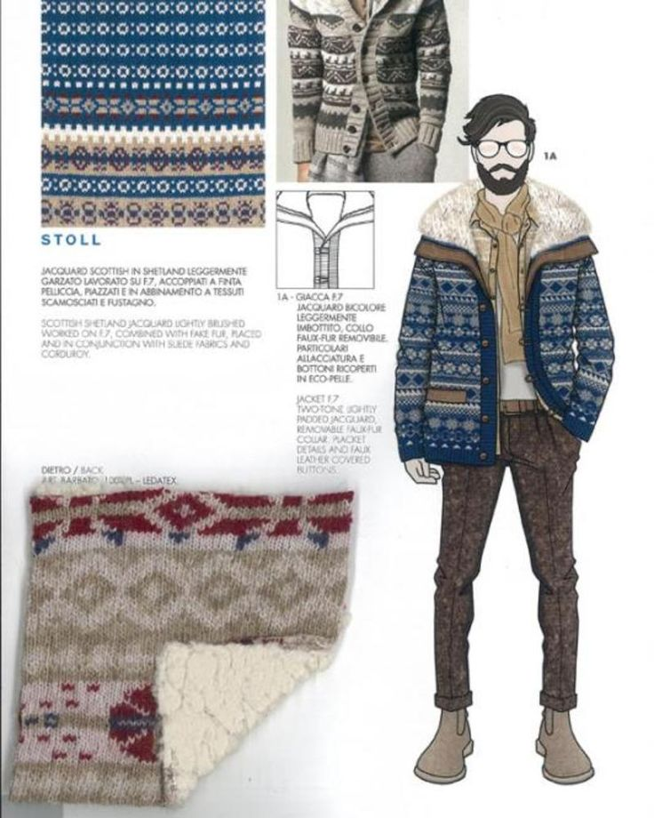 Fashion Box Men's Knitwear - A/W 15/16 - Menswear - Styling ...
