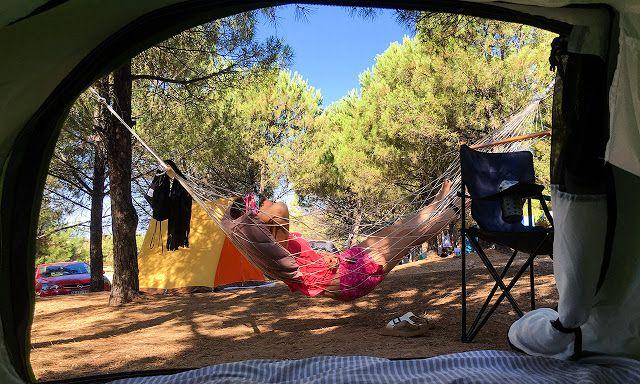 Gökçeada'da kamp yapmak - Gezegeni Keşfet