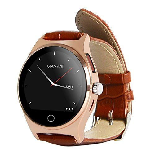 TimeOwner TO11 Smart Watch for iPhone Android Bluetooth Phone Support Heart Rate Compass  $  78.99   Smart Watches Product Features     Compatible with iPhone & Android Phone, support BT Notification and SMS Push   Support Heart Rate, Sedentary reminder, pedometer and sleeping monitor, make you healthier   With Compass for outdoor use, enjoy your travelling   L ..  http://www.bestwomenwatches.com/timeowner-to11-smart-watch-for-iphone-android-bluetooth-phone-support-heart-rate-compass/