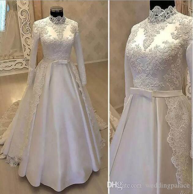 berta fall 2019 muse bridal spaghetti strap deep v neck full embellishment open ...