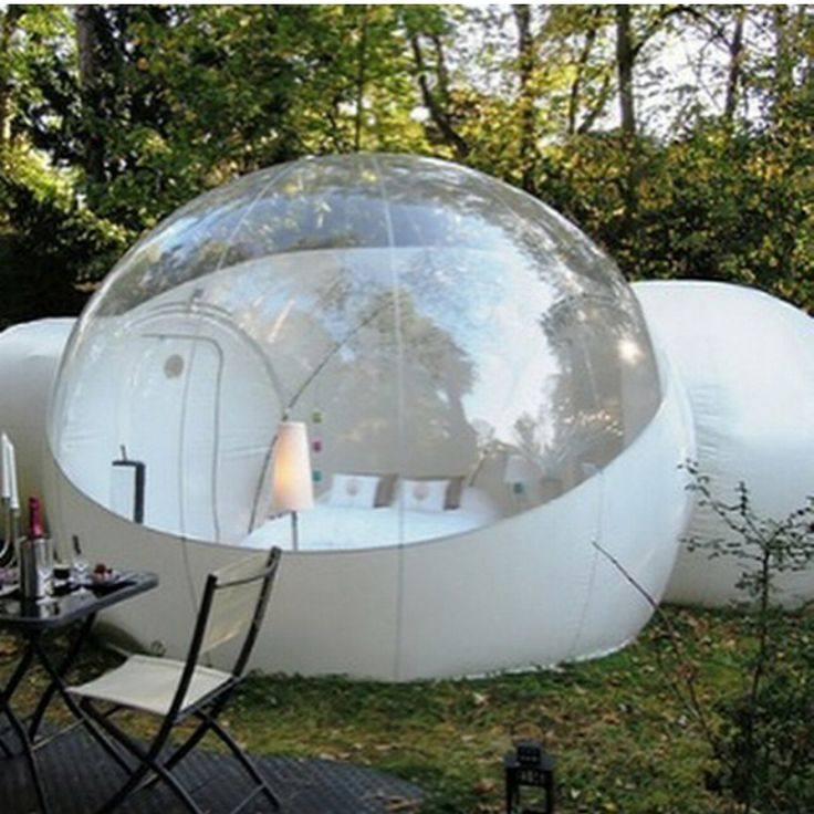 Inflatable Tent Furniture: Bubble Tent, Tent Camping