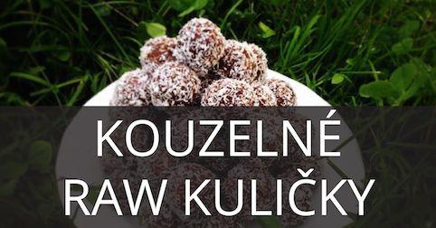 Honí vás mlsná? Pozvěte ji na skvělé kuličky!  Zde máte tip na jednoduchou a zdravou mňamku.   http://www.hanatrncakova.cz/kouzelne-raw-kulicky/