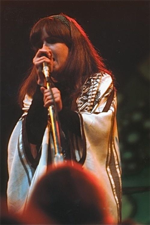 Grace Slick {Monterey Pop Festival 1967}