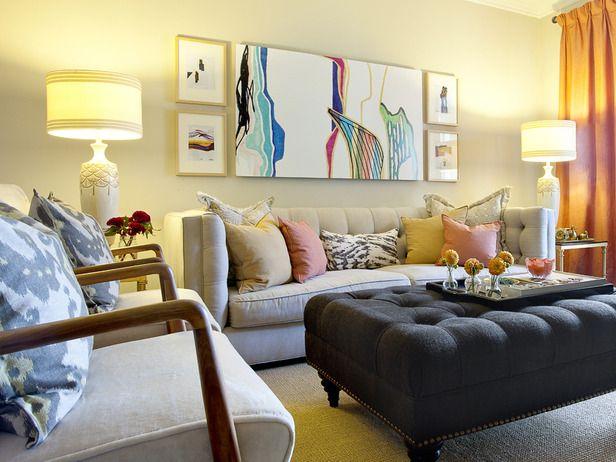 like the casual look: Decor, Wall Art, Ideas, Living Rooms, Small Living Room, Living Room Design, Livingroom, Interiors Design, Contemporary Living