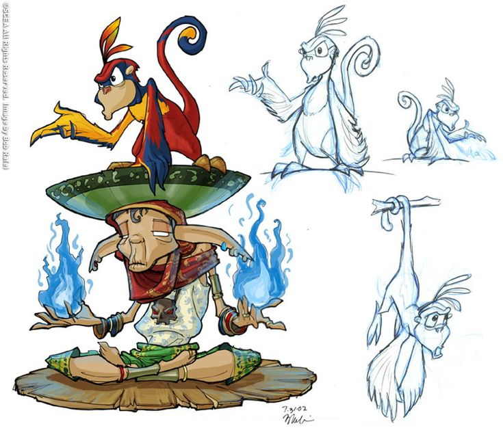 190 Best Images About Concept And Visuals: Jak And Daxter