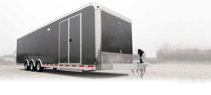 ATC Trailers - Enclosed Car Haulers