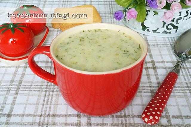 Terbiyeli Kabak Çorbası Tarifi Nasıl Yapılır? Kevserin Mutfağından Resimli Terbiyeli Kabak Çorbası tarifinin püf noktaları, ayrıntılı anlatımı, en kolay ve pratik yapılışı.