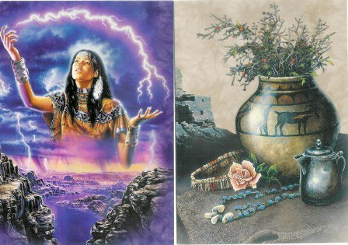 AMERICAN INDIAN GREETING CARDS-SET OF 25 . $18.95. AMERICAN INDIAN  GREETINGS CARDS-25 ASSORTED- 100% ECO FRIENDLY