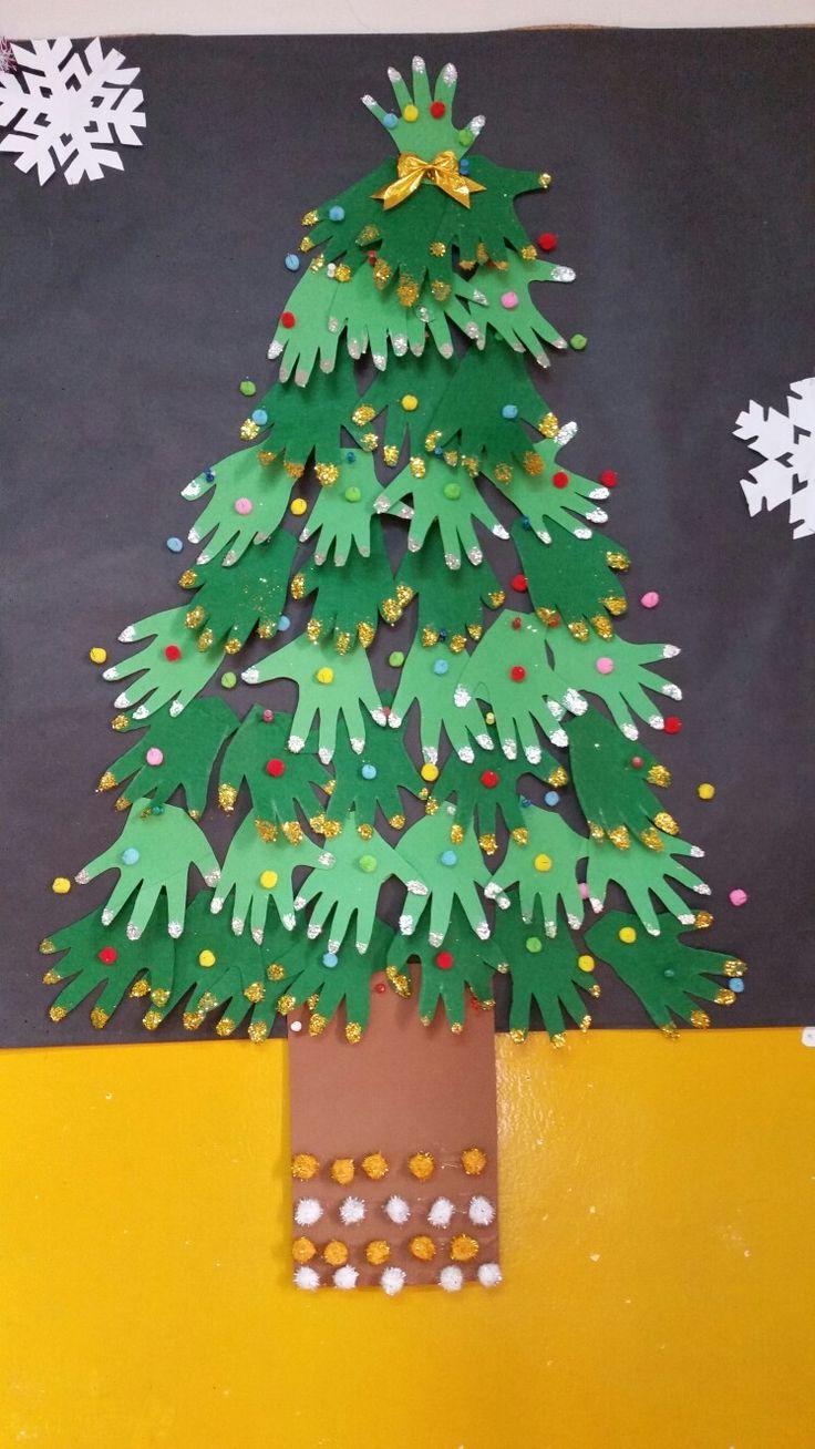 Christmas Tree, Classroom- Árbol de Navidad para el aula