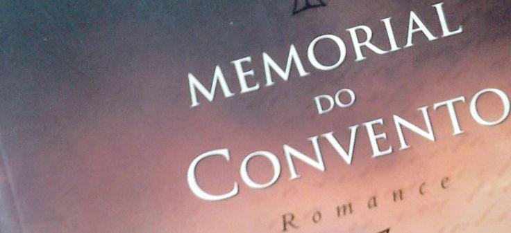 """No Dia do Livro Português, escolho um dos meus livros preferidos, uma obra a que regresso sempre e que, a cada leitura, me traz novos ensinamentos. Falo-vos de """"Memorial do Convento"""" de José Saramago, Prémio Nobel da Literatura em 1998. A expectativa que decorre da observação da capa é, desde logo, que estamos em presença de um romance histórico, cuja ação se desenrola num espaço e num tempo precisos."""