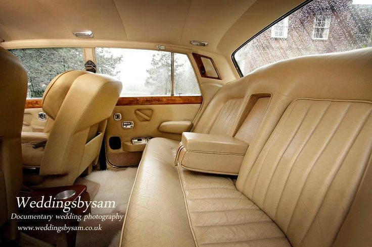 Relax in luxury in the spacious interior.