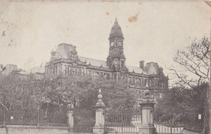 Postcard THE Orphanage Halifax Halifax Nova Scotia Canada 1904 | eBay