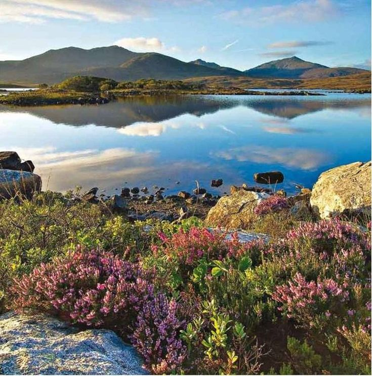 pictures of the outer hebrides | Outer Hebrides - Western Isles Scotland Holiday Brochure