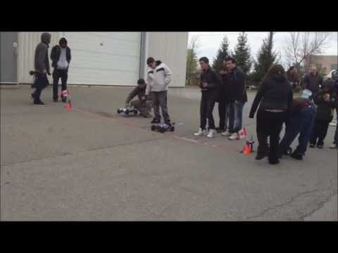 Video of Amazing RC Store First Drag Race of 2012 - Customer Appreciation Event