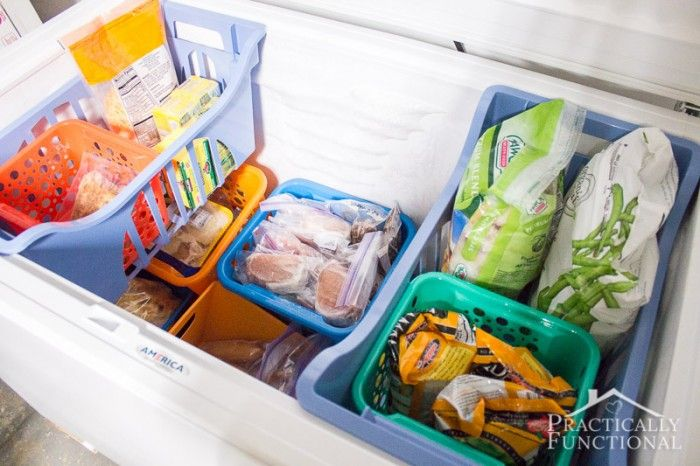 Trucos para Organizar el Congelador - La Lista de mi Suegra