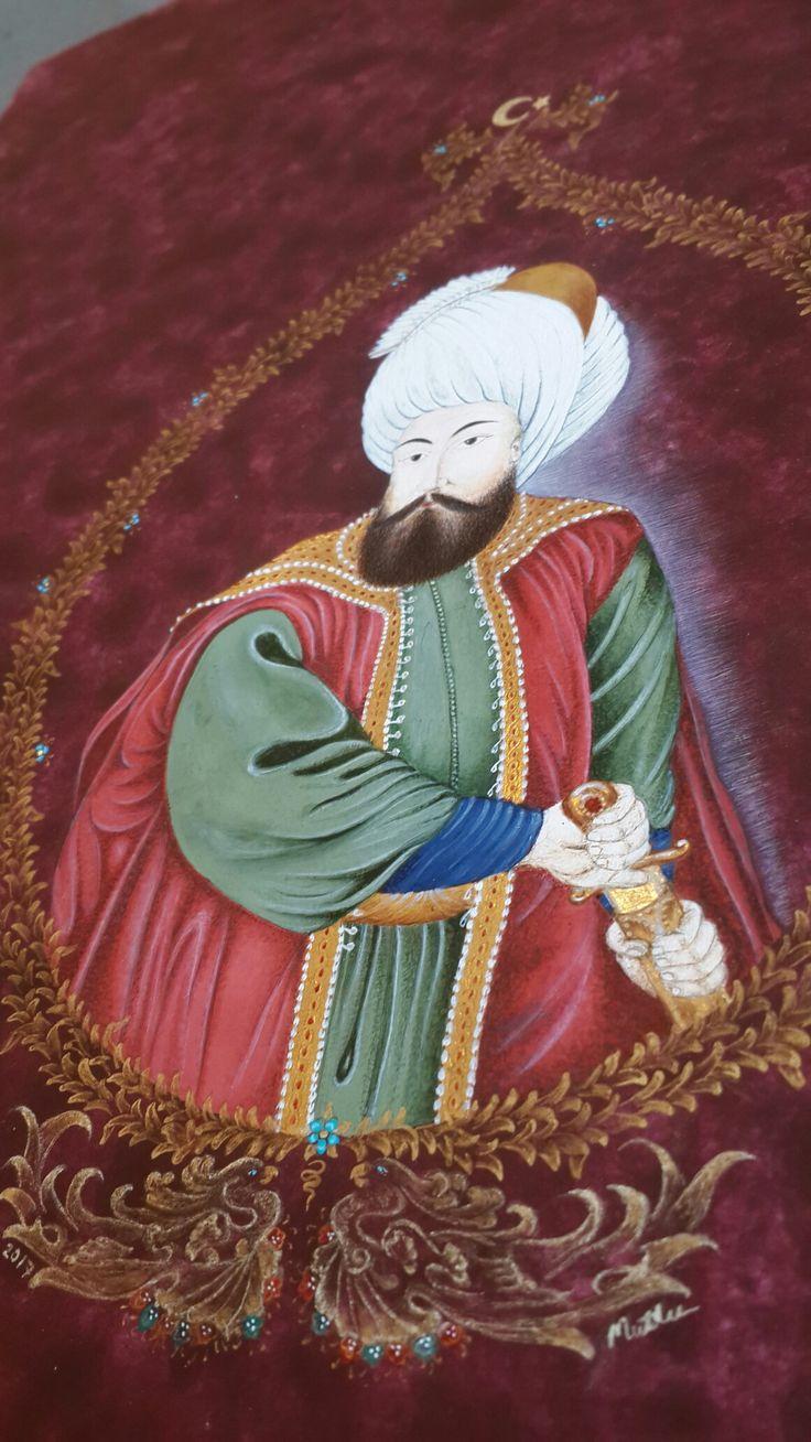 Ertuğrul Gazi Han oğlu Osman Gazi Han