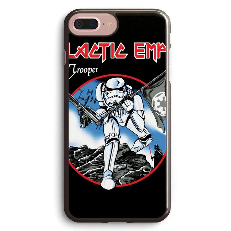 Iron Maiden Star Wars Apple iPhone 7 Plus Case Cover ISVA990