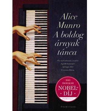<a href='http://parkkiado.hu/szerzo/alice-munro.html'>Alice Munro</a> - A boldog árnyak tánca