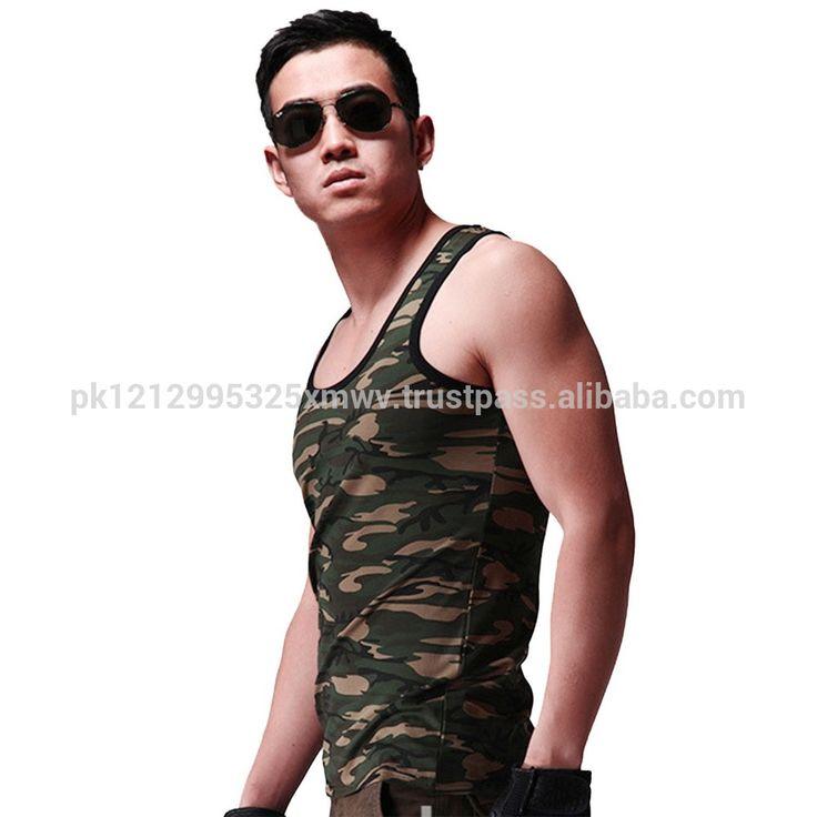 Cotton gym singlet, 100 cotton men tank top, custom gym singlet's