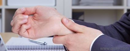 Recover from your #wristpain as soon as possible.