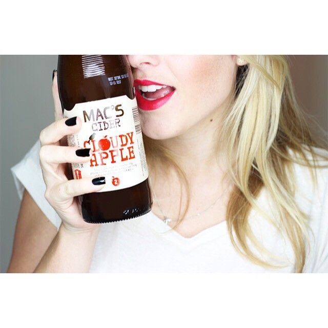 7 Reasons Mac's Cider Should Be Your New Favourite Drink - BeautyLust