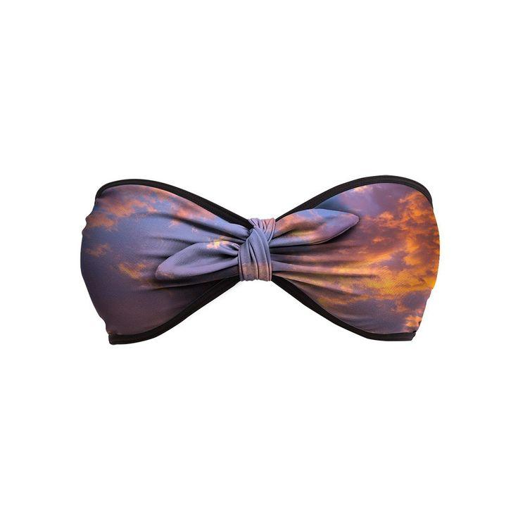 Mr. Gugu & Miss Go, Sky 4 pánt nélküli bikini szett - Art Fashionstore webáruház