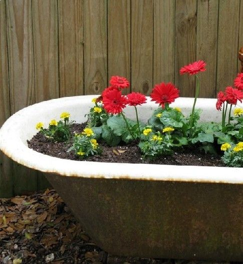 17 Best Images About Bathtub Upcycling On Pinterest