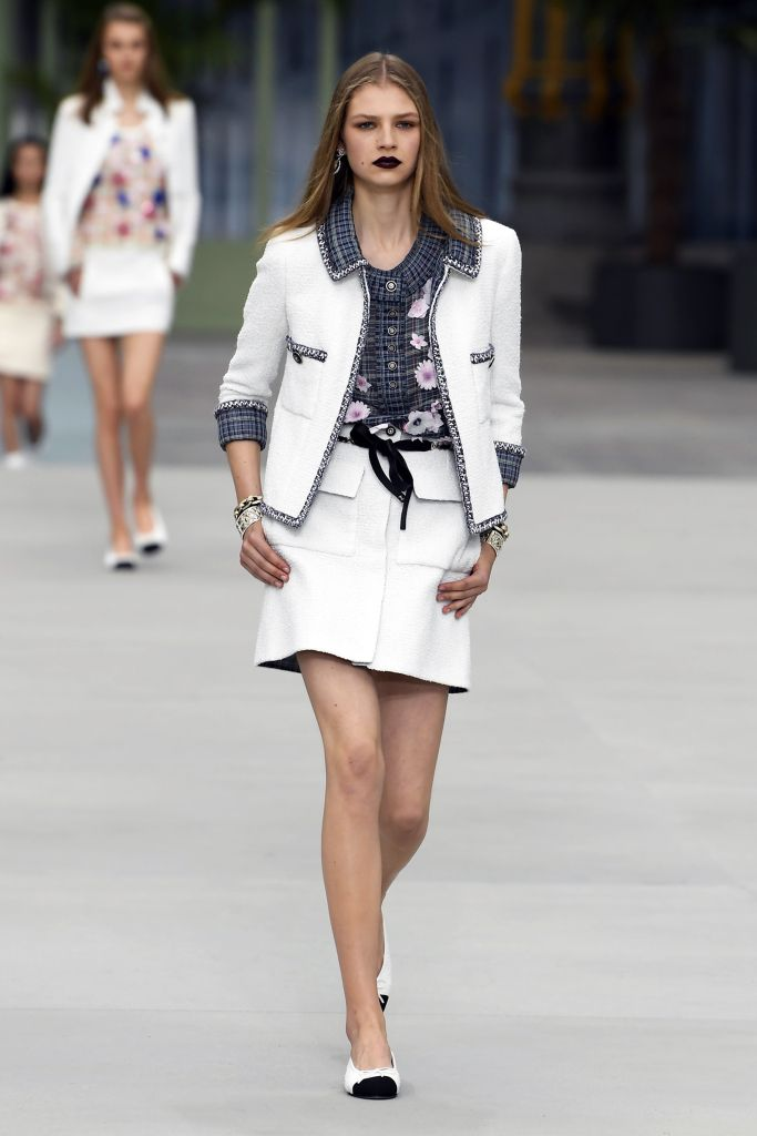 Chanel Cruise 2020.Chanel Resort 2020 Fashion Chanel Resort Chanel Cruise