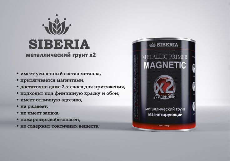 Маркерная, грифельная, магнитная краска