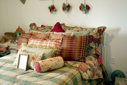 Cottage Country Style Bed Beautiful Beds Pinterest