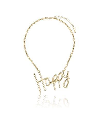 Gina Tricot -Chain necklace