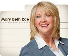 Mary Beth Roe's recipes