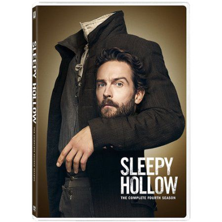 Sleepy Hollow The Complete Fourth Season Dvd Walmart Com Sleepy Hollow Sleepy Hollow Season 4 Episode Online