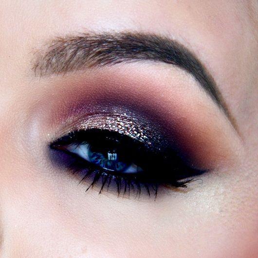 MAC: nocturnelle & sketch. Makeup geek - peach smoothie