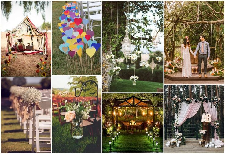 With our gazebo looking absolutely fantastic and eagerly waiting for its first outdoor wedding this year, we have put together an inspiration board on our Pinterest page, with some beautiful, simple and cost effective ways to decorate an outdoor space, ready for tying the knot.