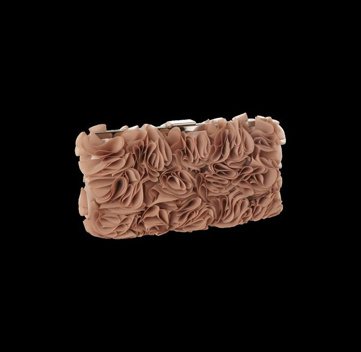 MENBUR Clutch mit Rüschenbesatz - Peek & Cloppenburg #romantic