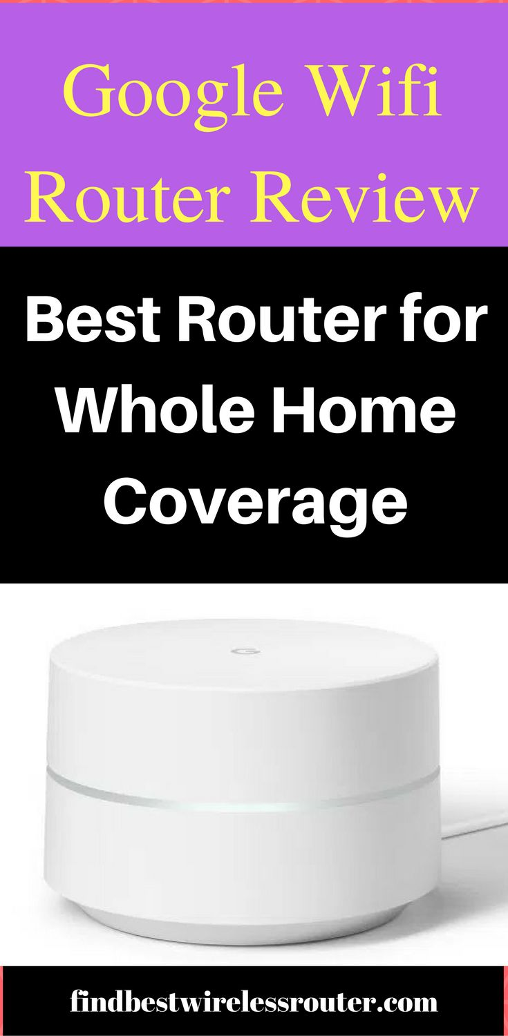 Google Wifi Router Review 2017- Best Router for Whole Home Coverage.Looking for best wireless wifi for home or office? Google wifi router is among the top rated wirelss routers in the market.