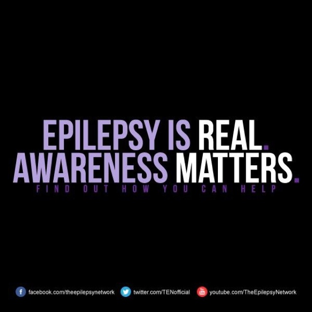 Quotes Being Strong Epilepsy: 17 Best Images About EPILEPSY AWARENESS On Pinterest