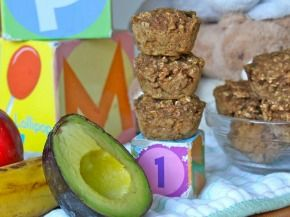 The BakerMama shows you how to bake nutritious and delicious little muffins that are made with your baby's favorite foods!