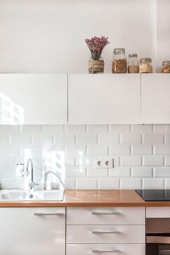 76 best cocina images on Pinterest   Small kitchens, Kitchen ideas ...