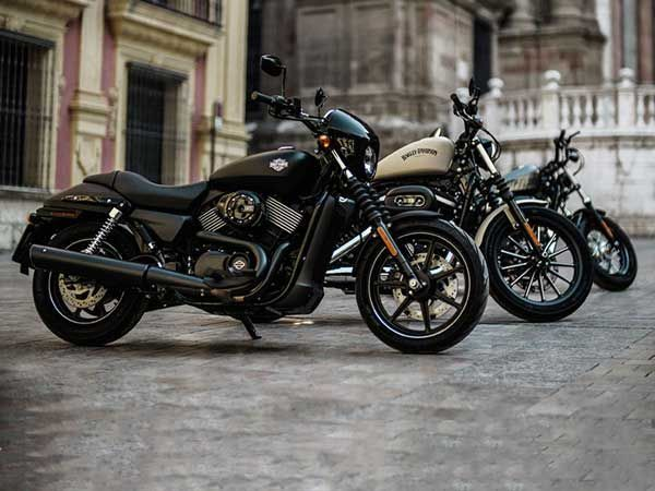 Harley-Davidson Inaugurates First Dealership In The North East; Plans Financial Services For India #harleydavidsonstreet750india