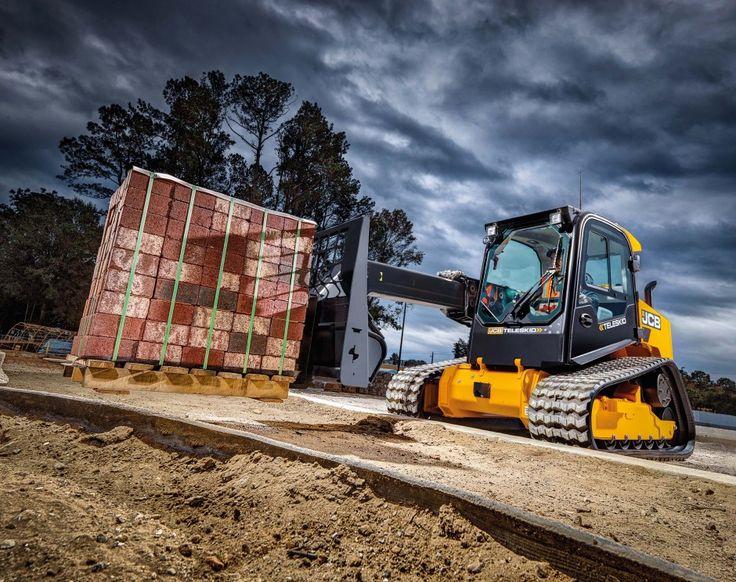 Construction equipment by Brandon Knudsen on tractors i