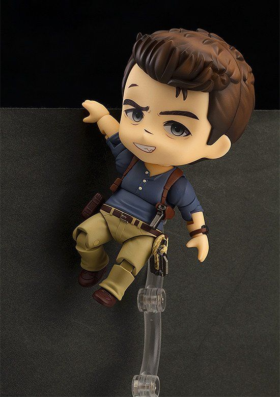 Release Date: May 2017 From the popular game 'Uncharted 4: A Thief's End' comes a Nendoroid of the main character, Nathan Drake! He comes with two face plates including his standard serious expression