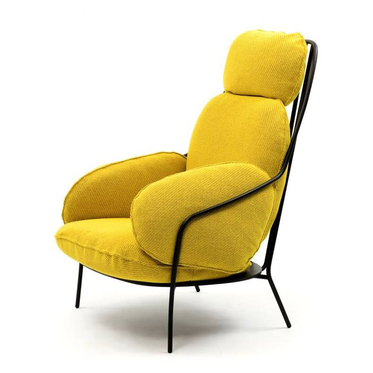 Paffuta Lounge Chair   Design: Luca Nichetto   Manufacturer: Discipline ✓  Armchairs And More Seating Furniture. Stylepark   The International  Platform For ...