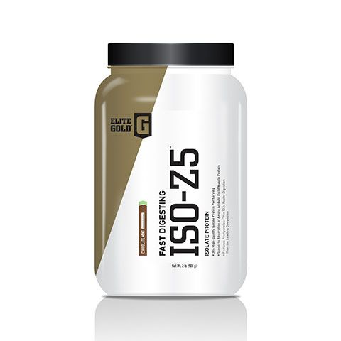 ISO-Z5®: Fast-Digesting+Isolate+Protein* - Complete Nutrition